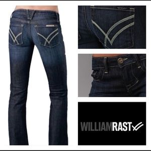 William Rast bootcut jeans size 30